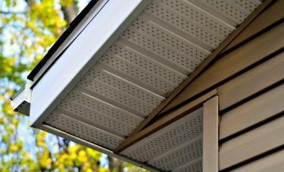 Soffit, Fascia and Eavestroughs — seamless durable eavestroughs, gutters, soffit and fascia made from steel and aluminium for protection from leaks